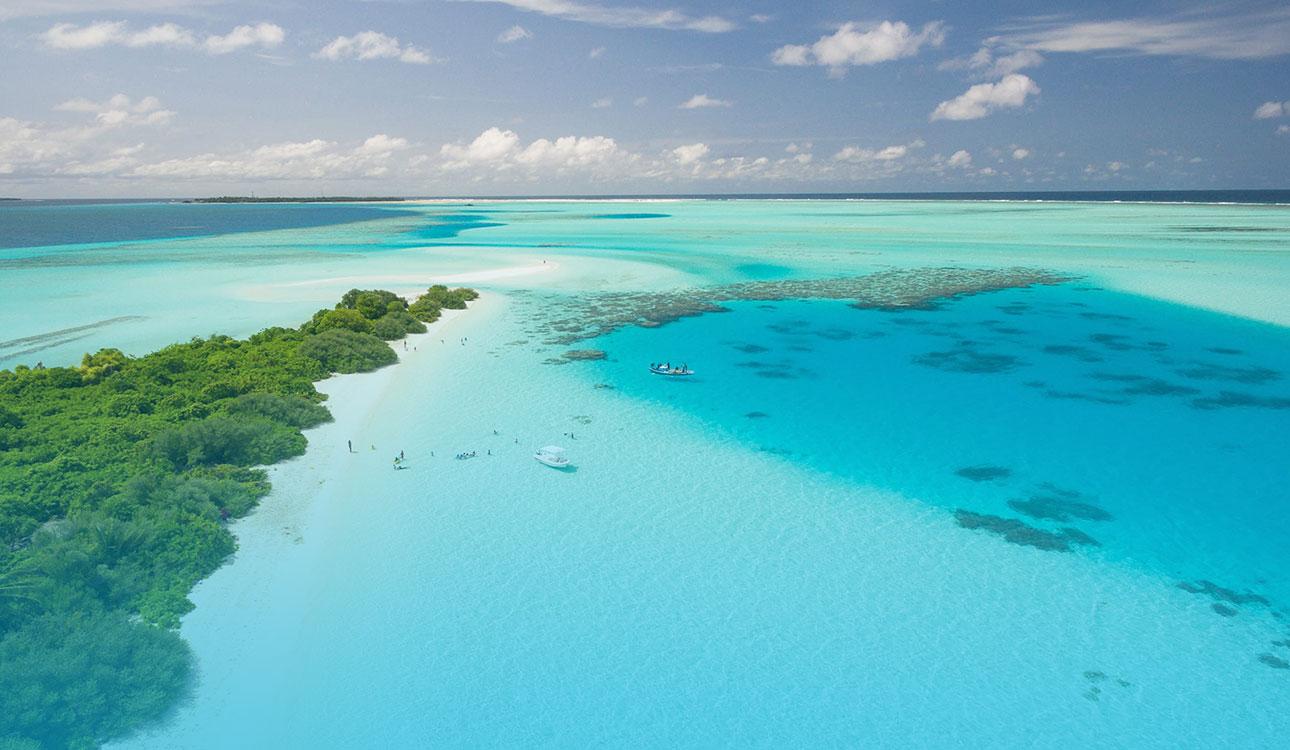 Eleuthera Aerial Shot Islands of The Bahamas Caribbean Vector Graphic Image Branding The Bahamian Studio Graphic Design Flyers Logos Printing Marketing Nassau Bahamas