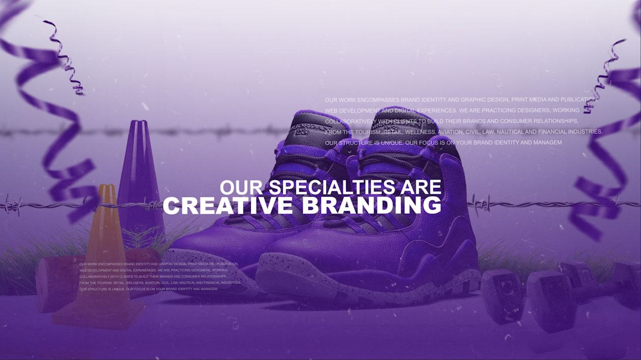 Purple Sneakers Shoes Hightops TrainersBranding The Bahamian Studio Graphic Design Flyers Logos Printing Marketing Nassau Bahamas
