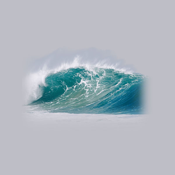 Wave Ocean Water Beach Sea Surf Surfing Wet Blue Islands of The Bahamas Caribbean Vector Graphic Image Branding The Bahamian Studio Graphic Design Flyers Logos Printing Marketing Nassau Bahamas