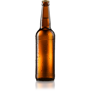 Empty Beer Bottle Goodmans Bay Beach Islands of The Bahamas Caribbean Vector Graphic Image Branding The Bahamian Studio Graphic Design Flyers Logos Printing Marketing Nassau Bahamas